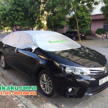 Kinh nghiệm chọn bạt phủ ô tô cho các loại xe