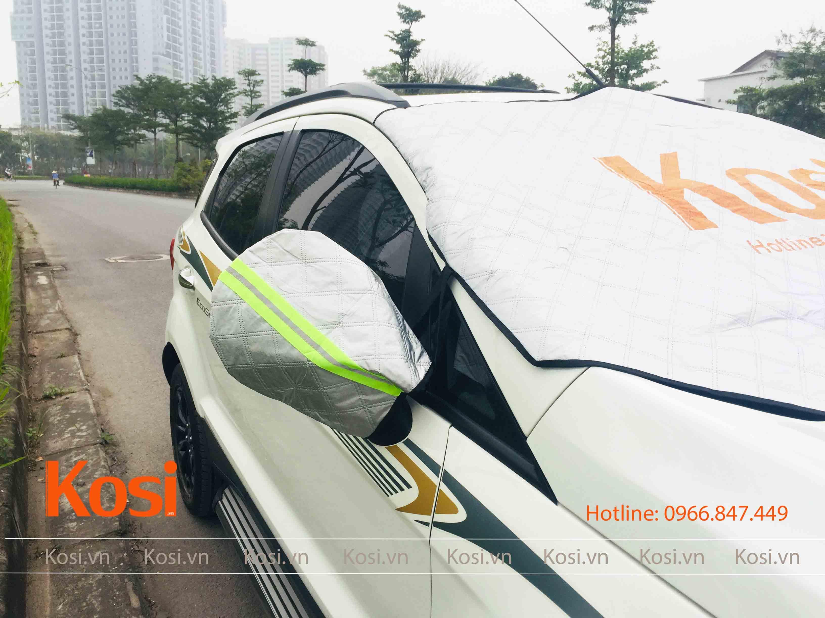 bạt phủ ô tô kosi