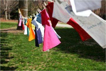 Phơi quần áo trong nhà và tác hại không tưởng