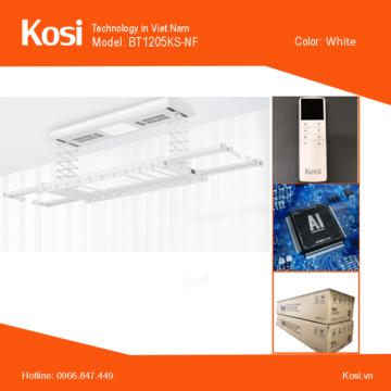 Giàn phơi tự động Kosi BT1205KS-NF