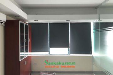Lắp đặt rèm cuốn văn phòng cho công ty CDS Minh Khai