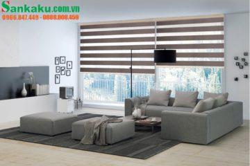 Rèm cửa phòng khách – nâng cao thẩm mỹ không gian sống